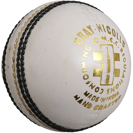 Gray-Nicolls Cricket Junior League Ball White