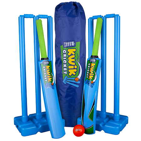 Kwik Cricket Kit Mixed