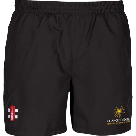Gray-Nicolls Cricket Storm Shorts Black