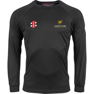 Gray-Nicolls Cricket C2S - Matrix Tee Shirt Long Sleeve