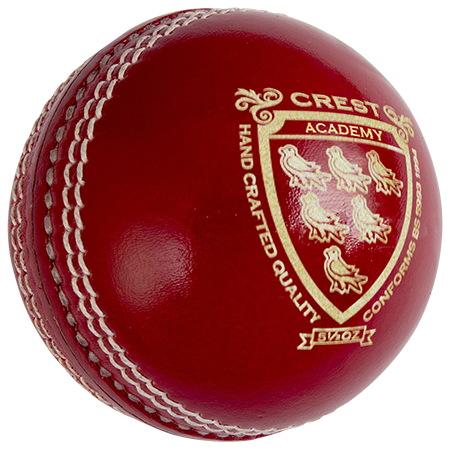 Gray-Nicolls Cricket Crest Academy Red Front