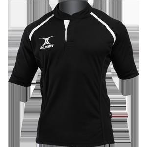 Gilbert Rugby Xact Shirt Black