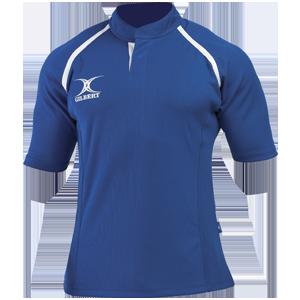 Gilbert Rugby Xact Shirt Royal