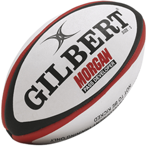 Gilbert Rugby Morgan Pass Developer Ball