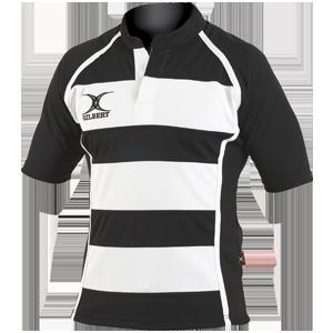 Xact Shirt Black / White