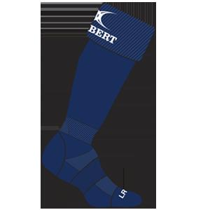Gilbert Rugby Kryten Sock Navy