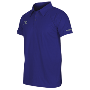 Gilbert Rugby Vapour Polo Navy
