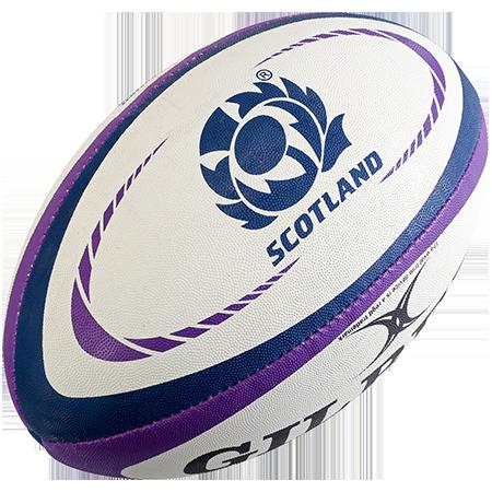 Gilbert Rugby REPLICA SCOTLAND SZ5 CREATIVE VIEW 2