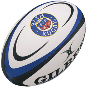 Gilbert Rugby Bath Replica Ball