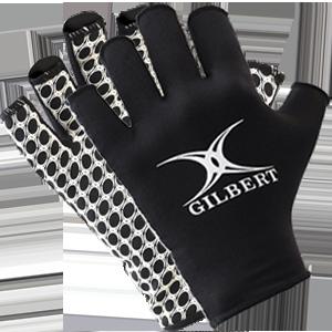Glove Black / White