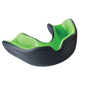 Mouthguard Black / Green