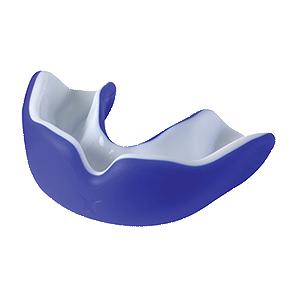 Mouthguard Blue / White