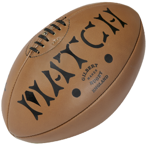 Heritage Leather Match Ball
