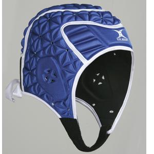 Evolution Headguard Blue / White
