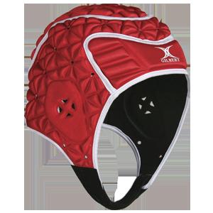 Evolution Headguard Red / White