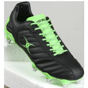Evo Stud Black / Green