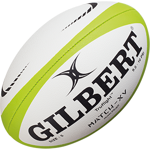 Gilbert Rugby Match XV Generic Ball