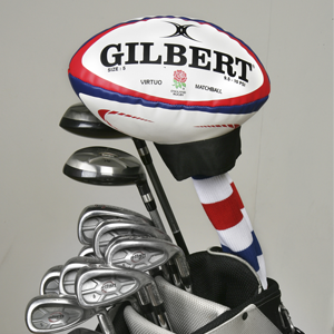 Gilbert Rugby England Golf Club Header