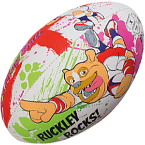 Gilbert Rugby Ruckley Support Ball