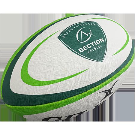 Gilbert Rugby REPLICA PAU SIZE 5