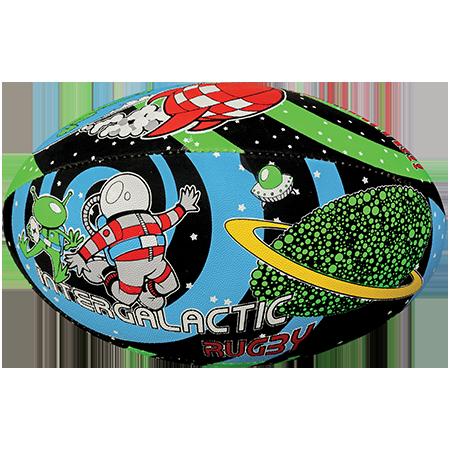 Gilbert Rugby RANDOMS SPACE WHAM SZ 5 VIEW 1
