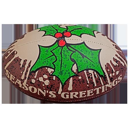Gilbert Rugby Xmas Ball