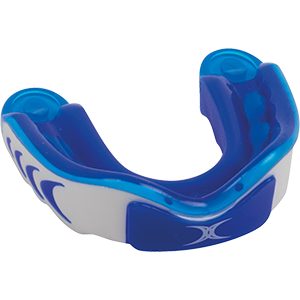 Virtuo 3DY Blue White Mouthguard