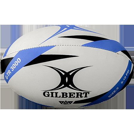 Gilbert Rugby G-TR3000 BLUE SZ 5