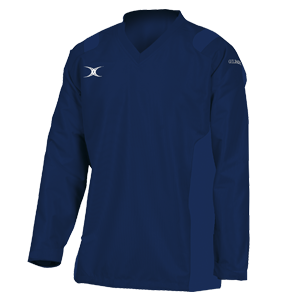 Gilbert Rugby Revolution Contact Top Navy