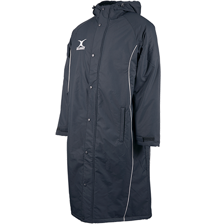 Gilbert Rugby Touchline Black Main