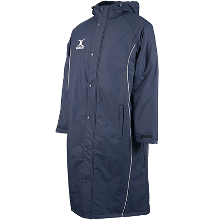 Gilbert Rugby Touchline Navy Main
