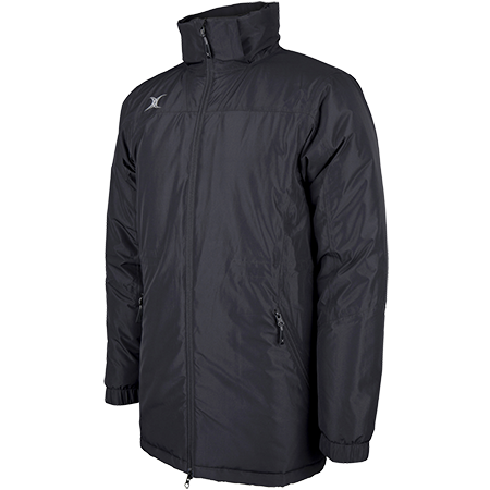Gilbert Rugby Clothing Pro Touchline Black Main