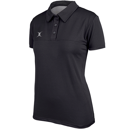 Gilbert Rugby Clothing Ladies Pro Tech Black Main