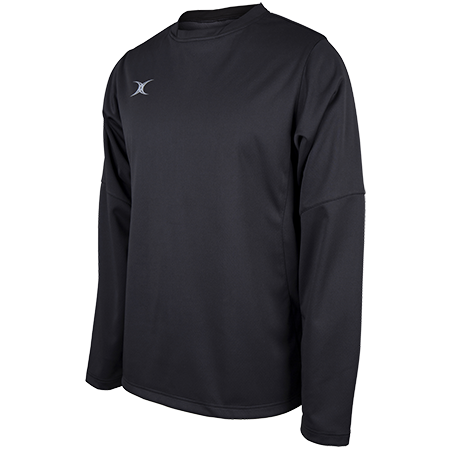 Gilbert Rugby Clothing Pro Warmup Black Main