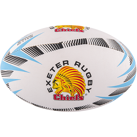 Gilbert Rugby Supporter Exeter Size 5 Panel 1