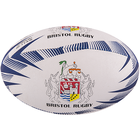 Gilbert Rugby Supporter Bristol Size 5 Panel 1