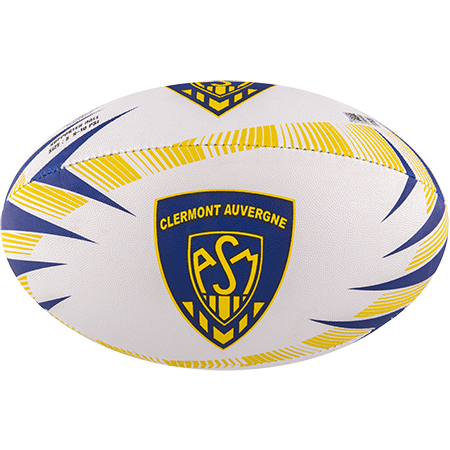 Gilbert Rugby Supporter Clermont Auvergne Size 5 Panel 1