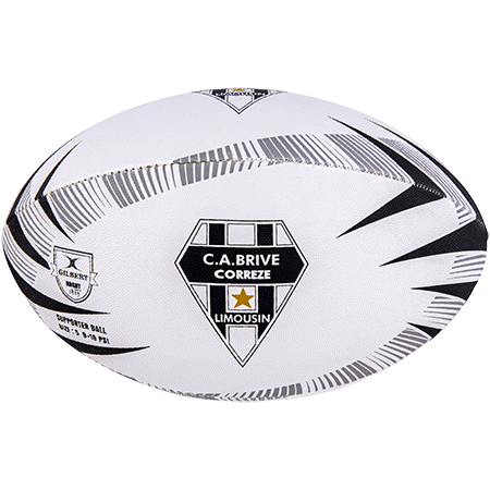 Gilbert Rugby Supporter Ca Brive Panel 1
