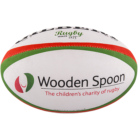 Gilbert Rugby Spoon Ellipse Ball Panel 1