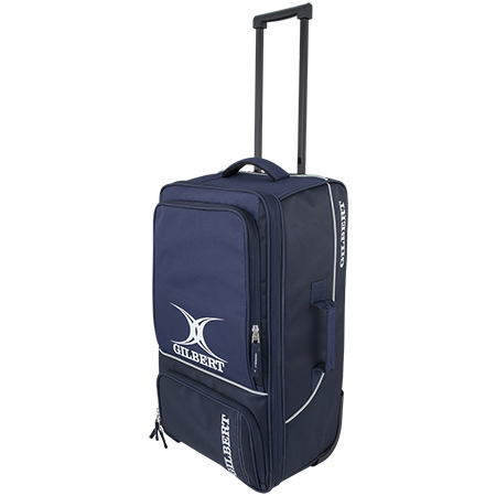 Gilbert Rugby Club Flight Navy Front Handle