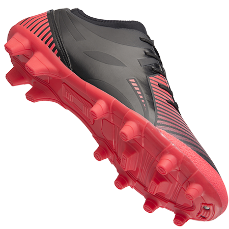 Gilbert Rugby Ignite Fly Msx Hot Red Creative