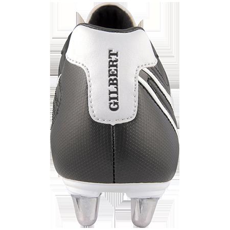 Gilbert Rugby Celera V3 Lo 6 Stud Black_white Heel