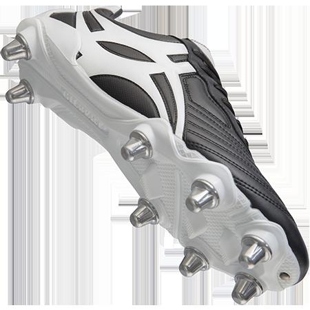 Chaussure de rugby Celera, montante à bout coqué