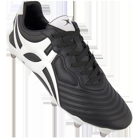 Gilbert Rugby Celera V3 Lo 8 Stud Hard Toe Black_white Main Copy