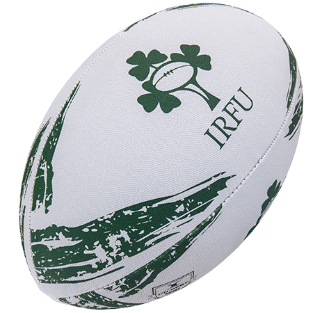 Gilbert Rugby Supporter Ireland Sz 5, Creative
