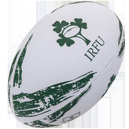 Gilbert Rugby Supporter Ireland Sz 5, Creative