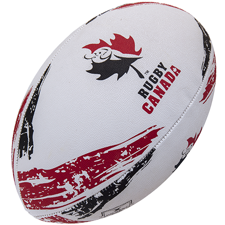 Gilbert Rugby Supporter Canada Sz 5, Creative