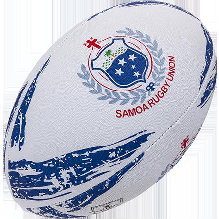 Gilbert Rugby Supporter Samoa Sz 5, Creative