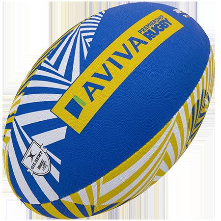 Gilbert Rugby Supporter Aviva Premiership Sz 5, Creative