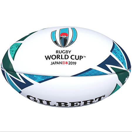 Gilbert Rugby Rugby World Cup RWC 2019 Inflatable 60cm